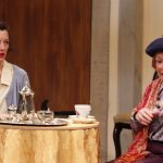 Bryde MacLean and Gracie Finley in Blithe Spirit